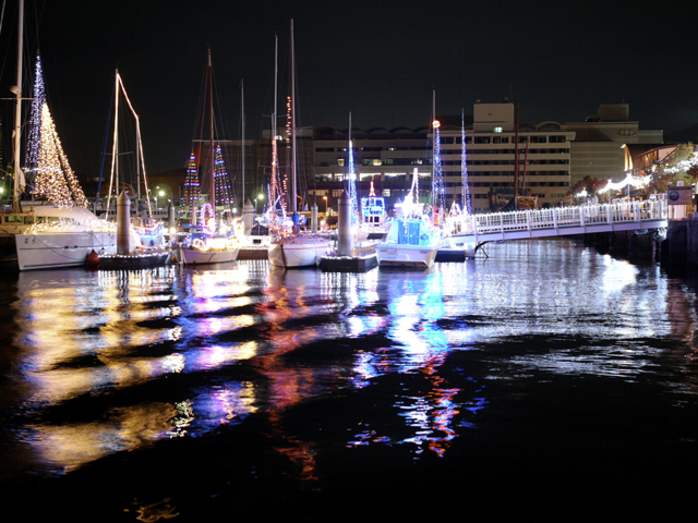 Light Up : Dejima Wharf