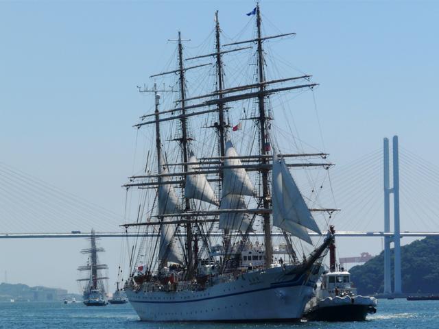 Japanese Sailing Ships