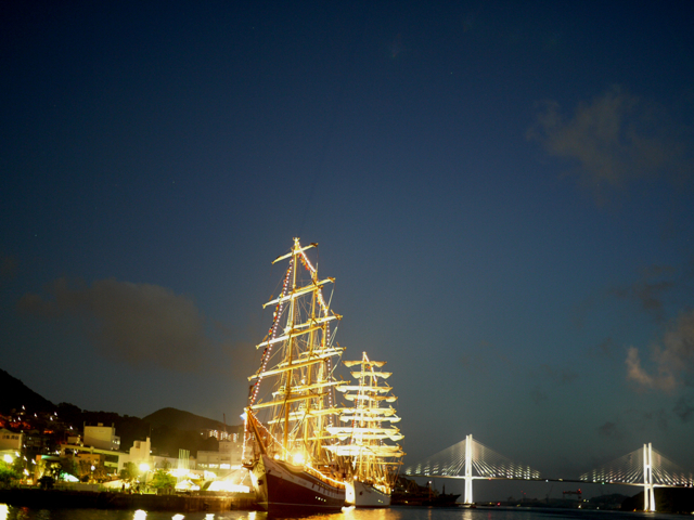 LightUp Sailing Ship