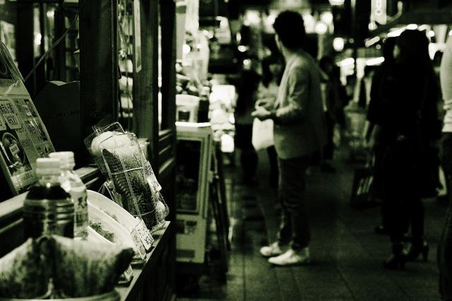 南京町の夜