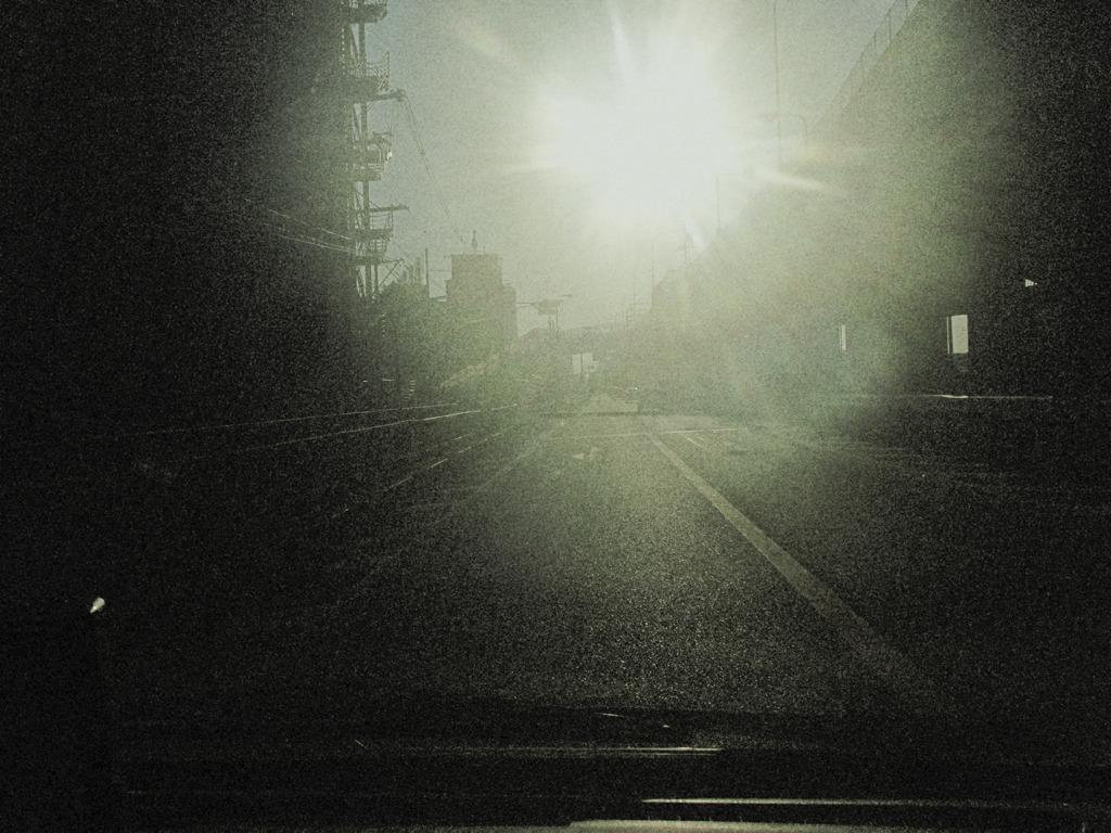 記憶は光の中に・・・