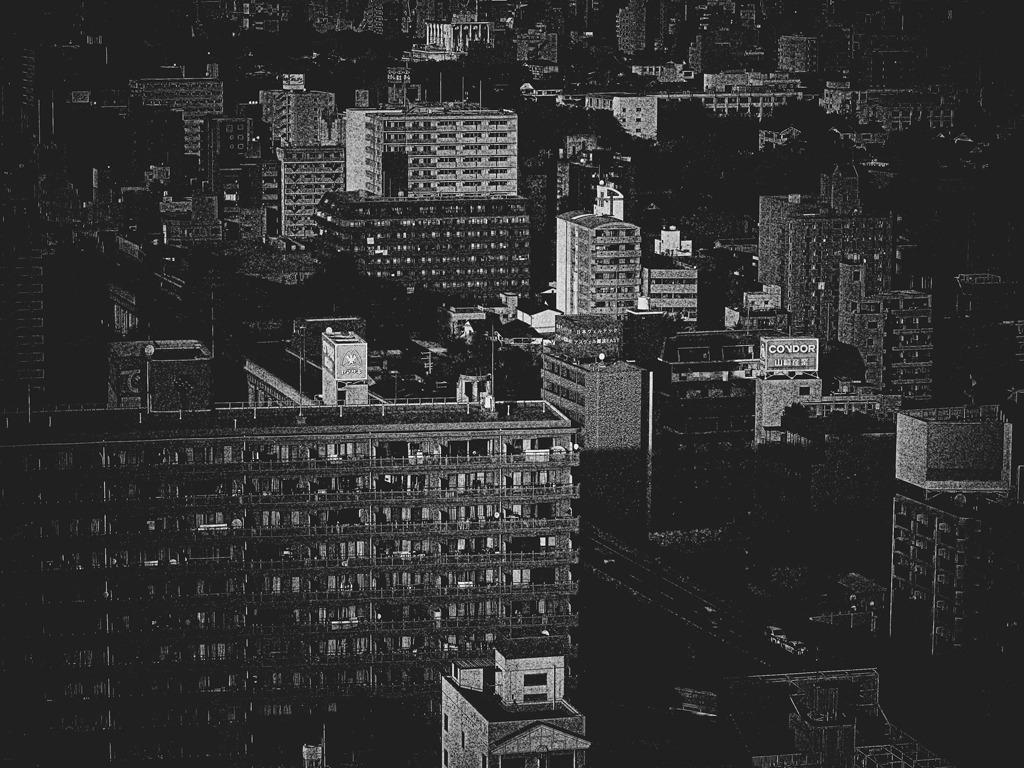 大阪の質感