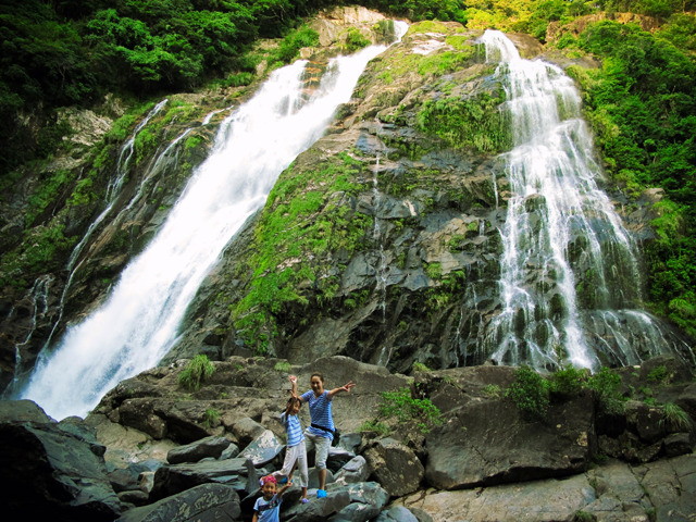 屋久島・大川(おおこ)の滝