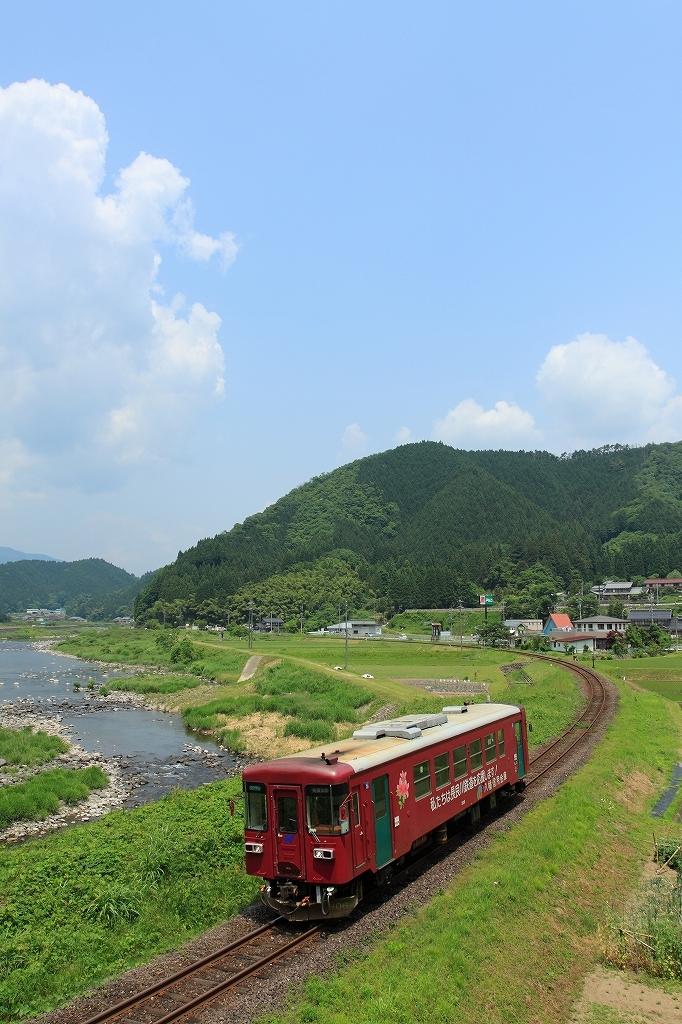 長良川鉄道を撮る!
