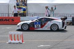 GAZOO Racing LFA
