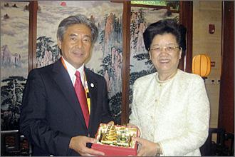 2008年 北京オリンピック選手村...