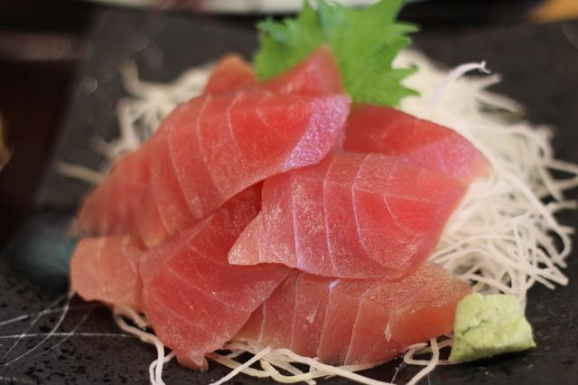 魚市場食堂 マグロ編