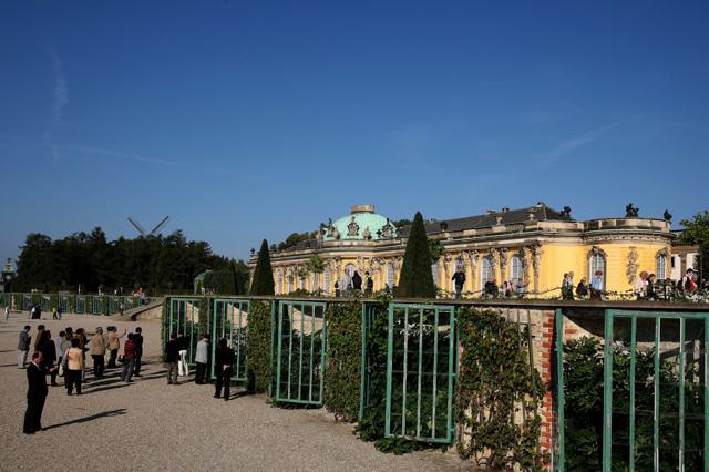 サンスーシ宮殿の画像 p1_31