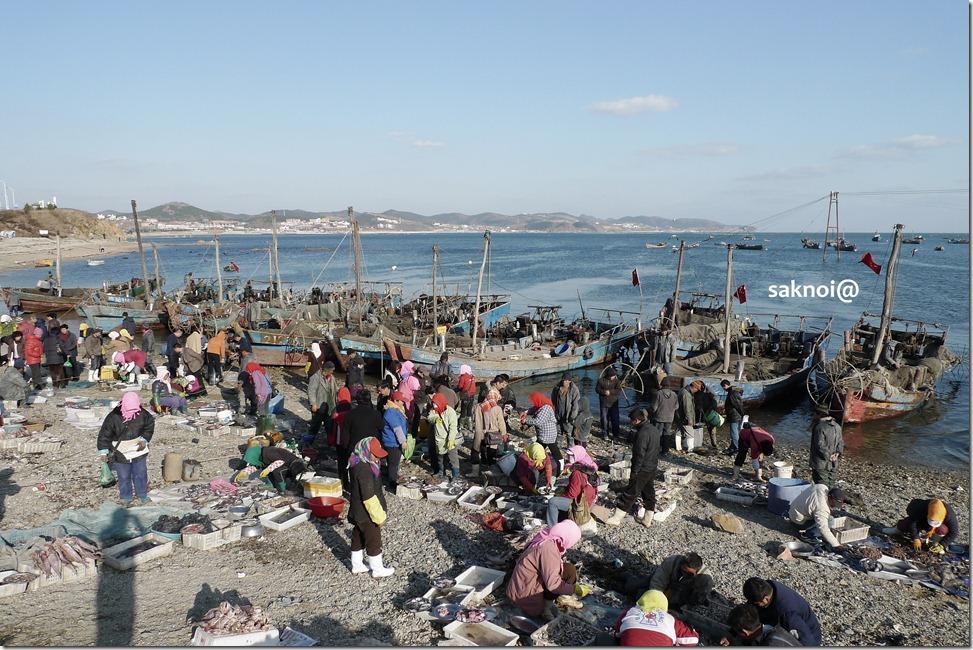 塔河湾-海鲜市场