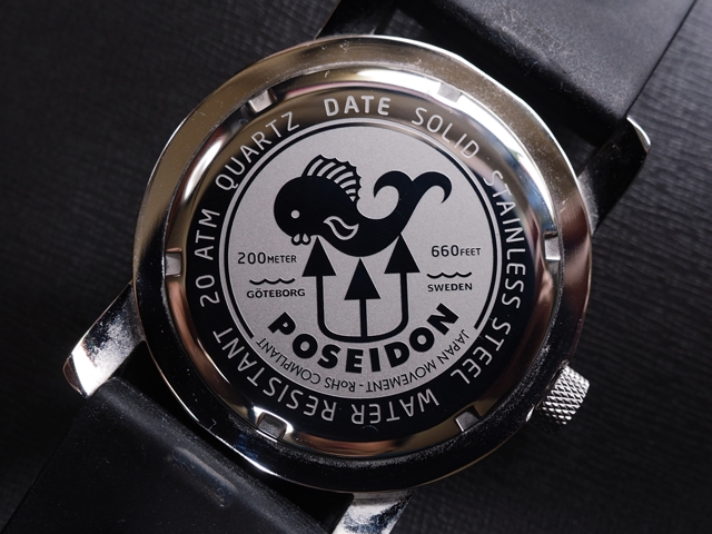 POSEIDON WATCH