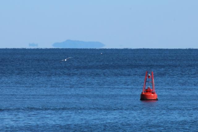 浮遊する半島