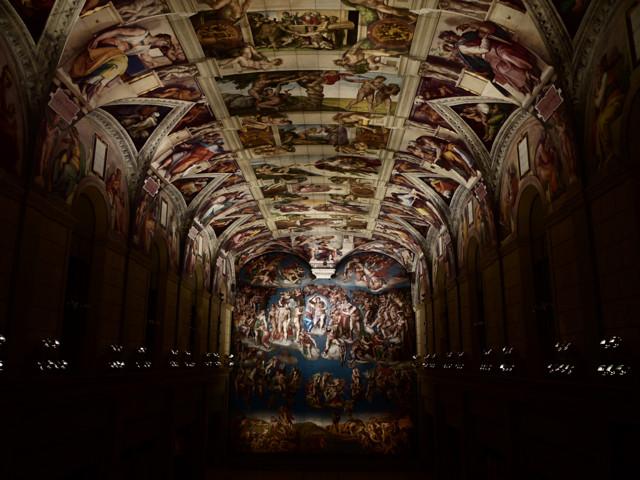 システィーナ礼拝堂の画像 p1_15