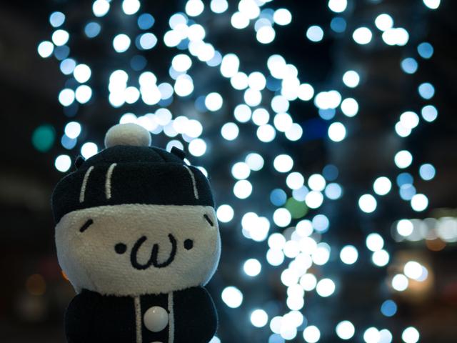 しまむらくん at the illumination