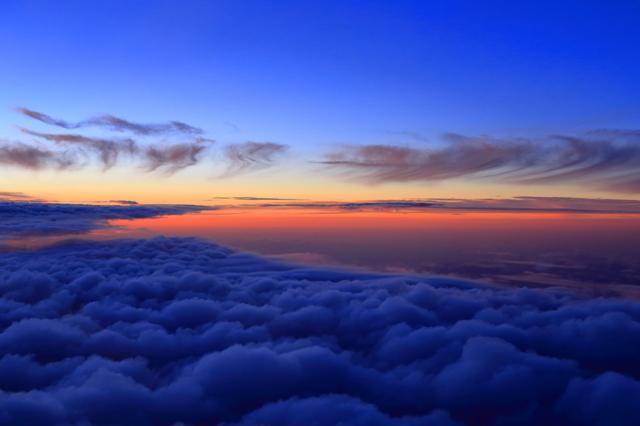 天と地上との境目