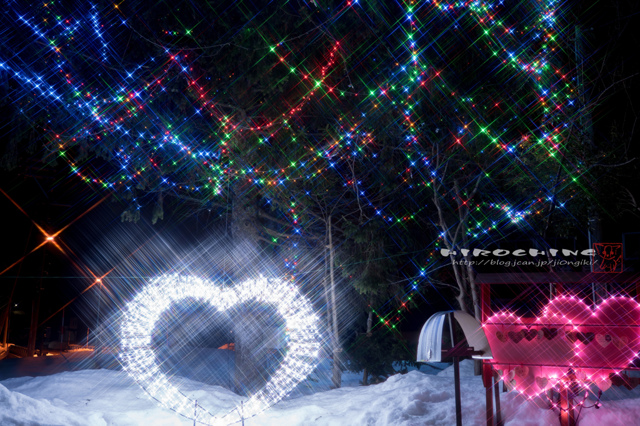 ハートにクリスマス