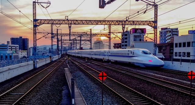 新幹線 N700A
