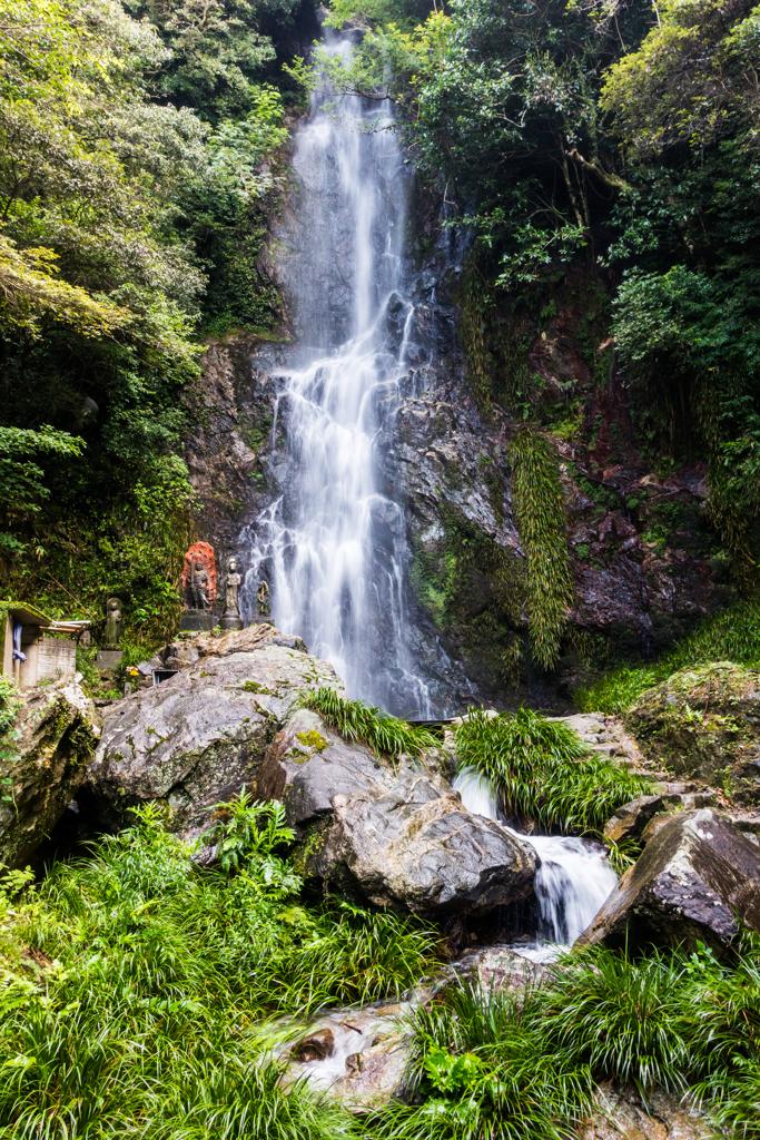 小城清水の滝