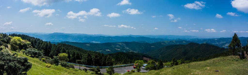 鷹取山からの眺望