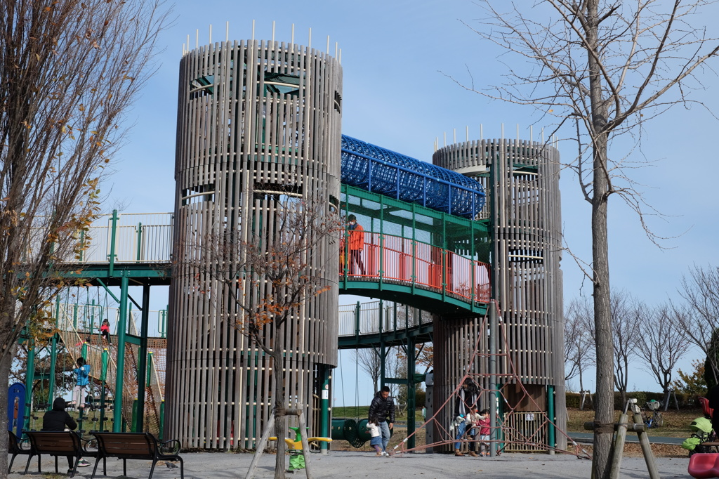 汐入公園 #1