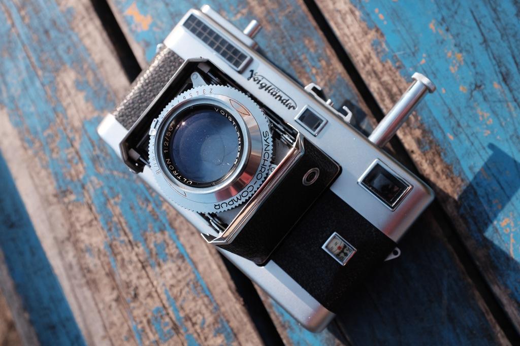 Voigtlander VITESSA L Ultron 50mm F2 #2
