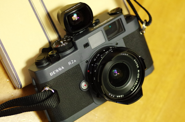 BESSA R2A + SWH 15mm II