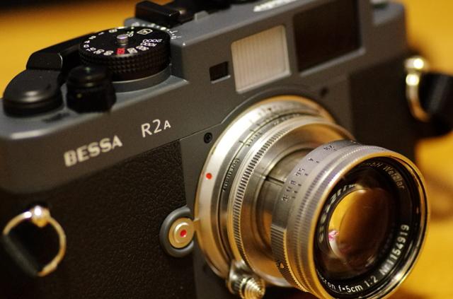 BESSA R2A + Summicron-M 50mm f2