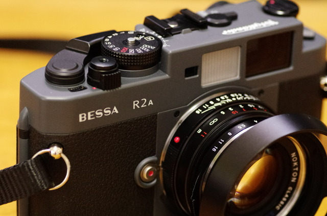 BESSA R2A + NOKTON Classic 40mm