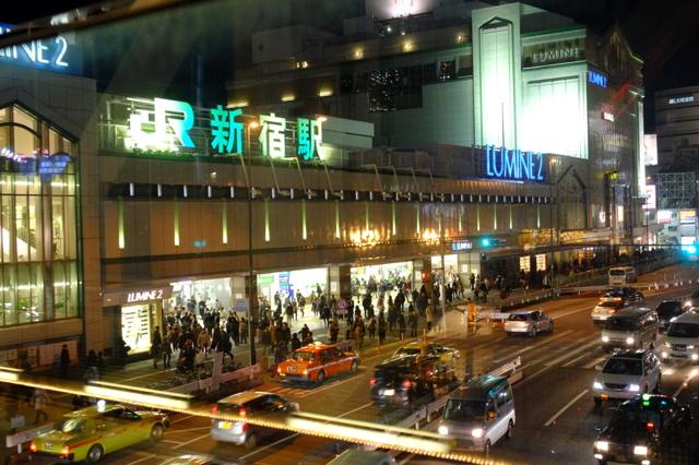 新宿駅の画像(写真)