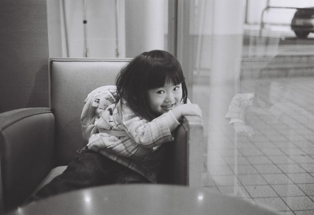 MINOLTA(ミノルタ)のカメラ ライツミノルタ CLで撮影した人物(無題)の写真(画像)