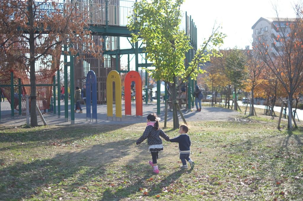 汐入公園 #4