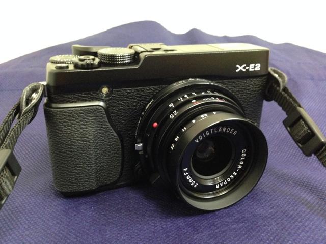 COLOR-SKOPAR 25mm F4の画像(写真)