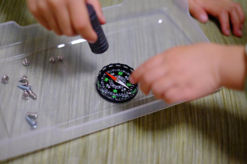 磁石遊び #2