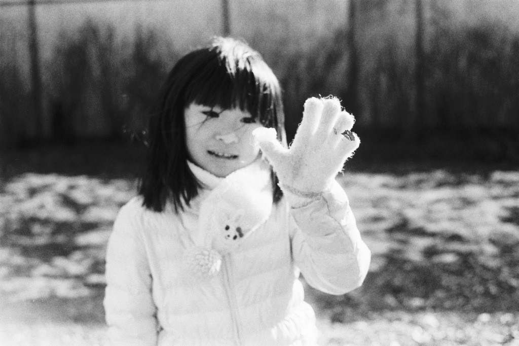 VITESSA試写#8 -東京積雪-