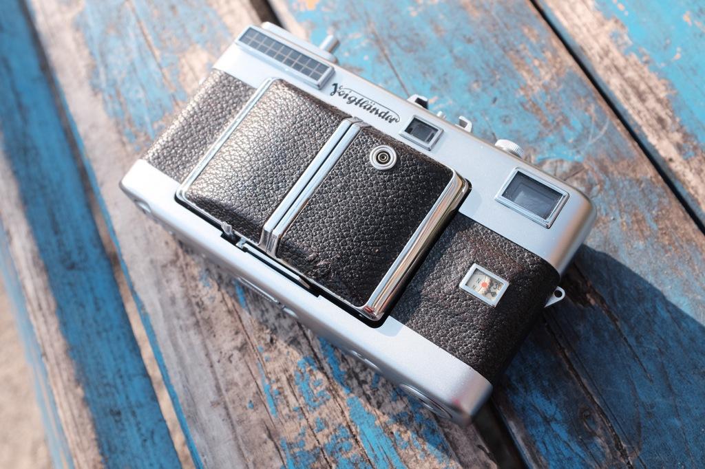 Voigtlander VITESSA L Ultron 50mm F2 #1