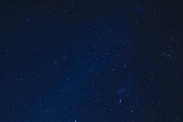 四万温泉の星空#15