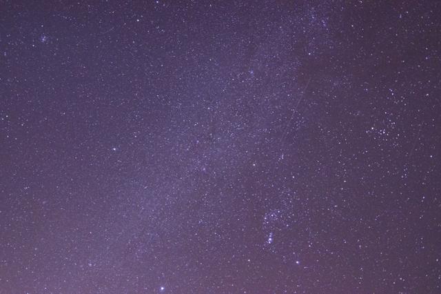 四万温泉の星空#6