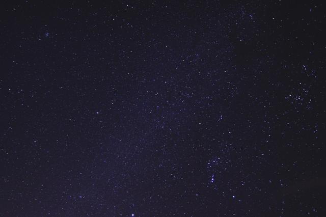 四万温泉の星空#14