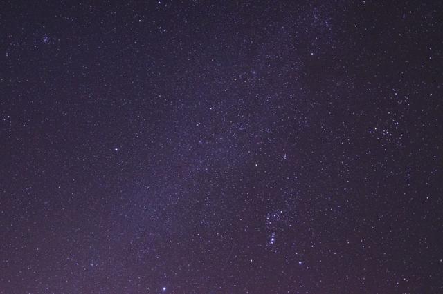 四万温泉の星空#7