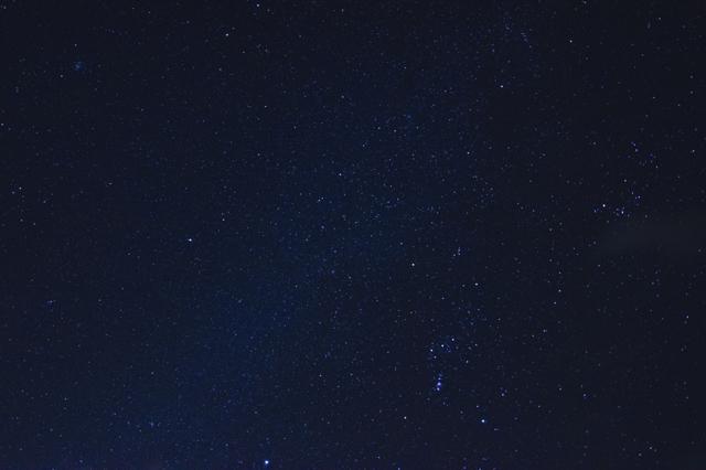 四万温泉の星空#10