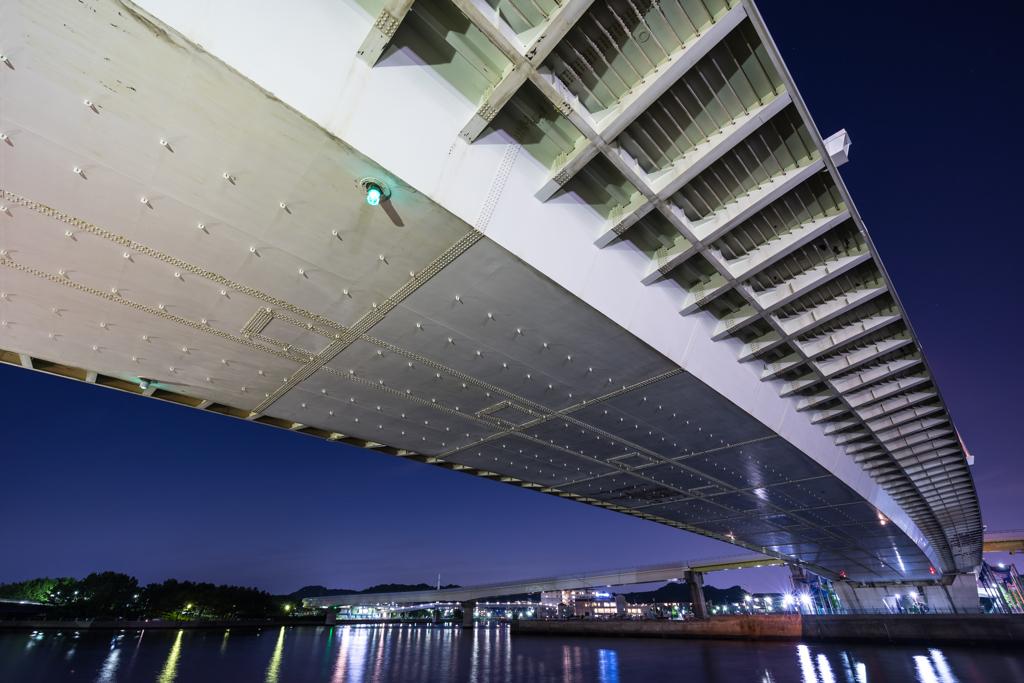 八景島の橋