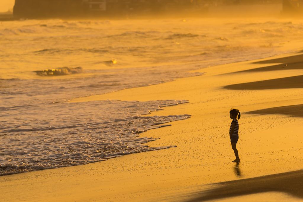 小さな浜辺の物語