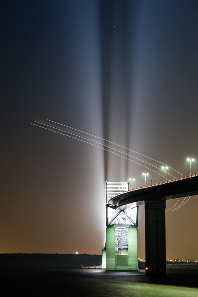 ゲートブリッジ 昇天の光