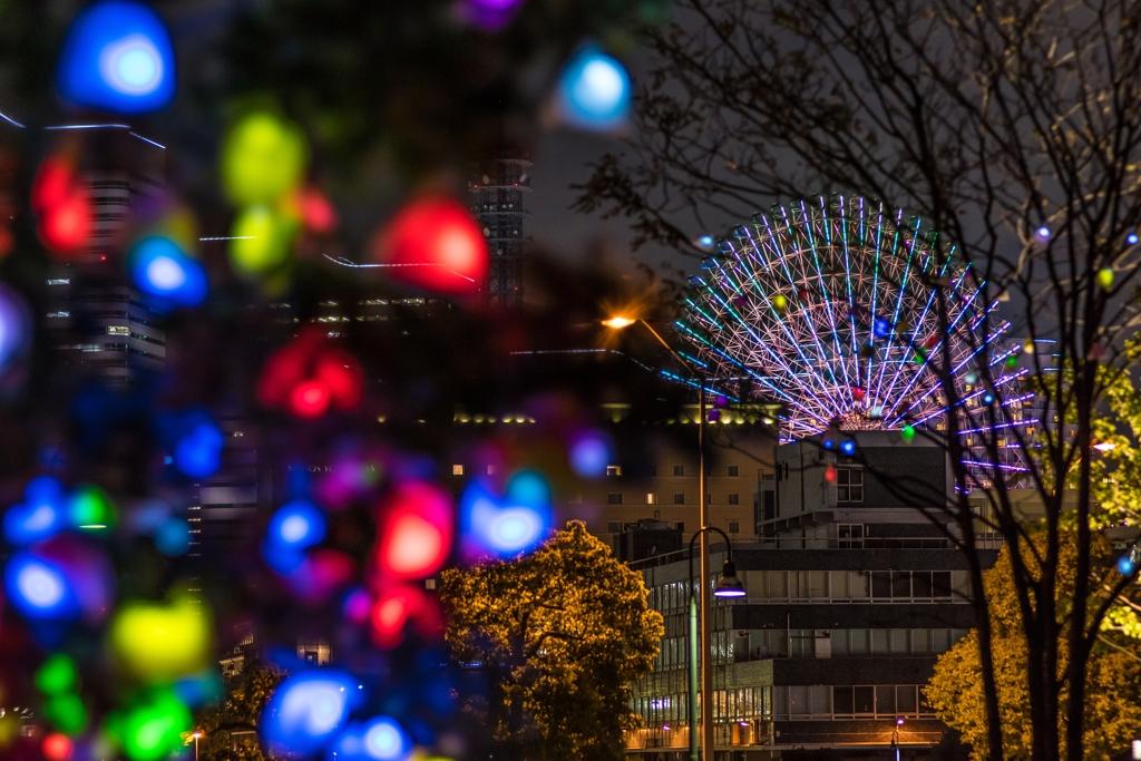 横浜スマート・イルミネーション 2015