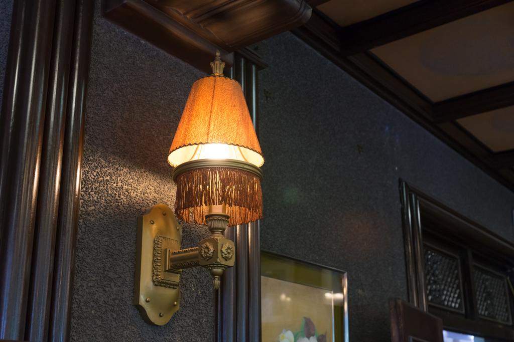 貴賓室 照明