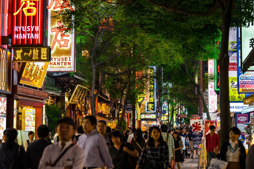 横浜中華街スナップ