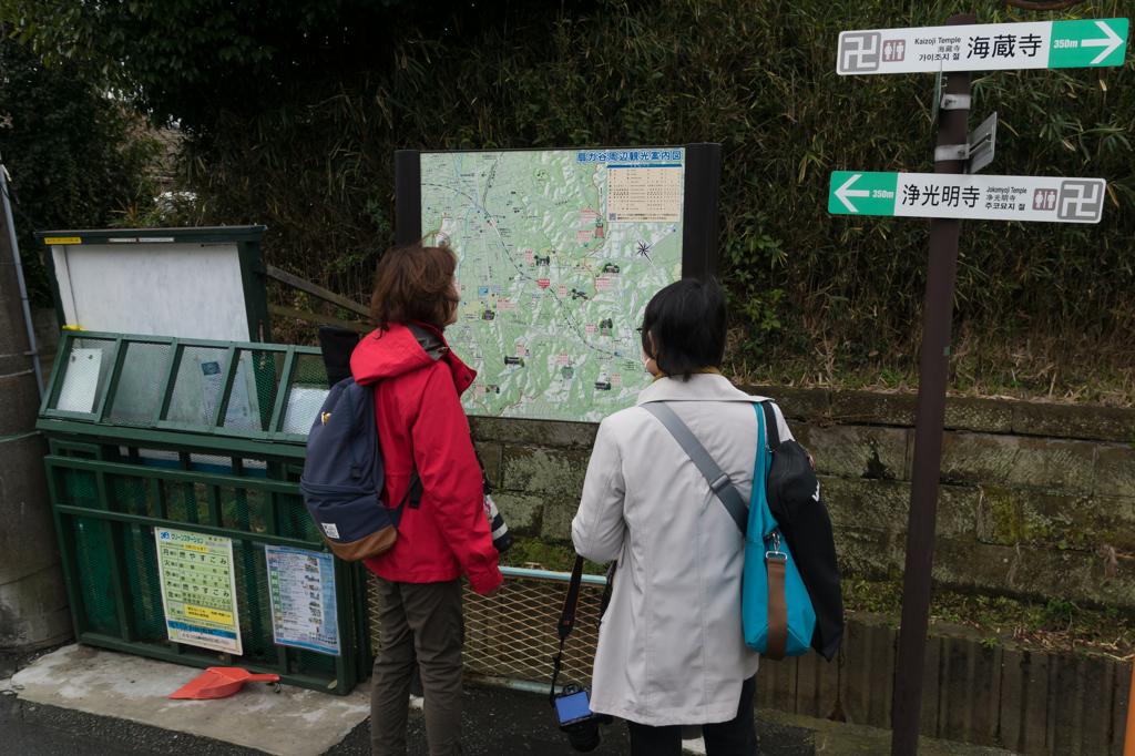 鎌倉の道案内
