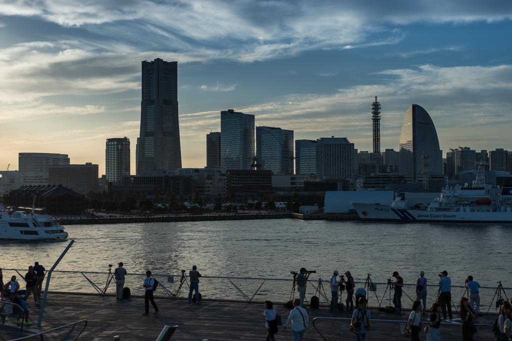 2015-10-03 大桟橋D富士