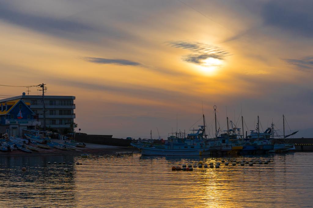 真名瀬漁港