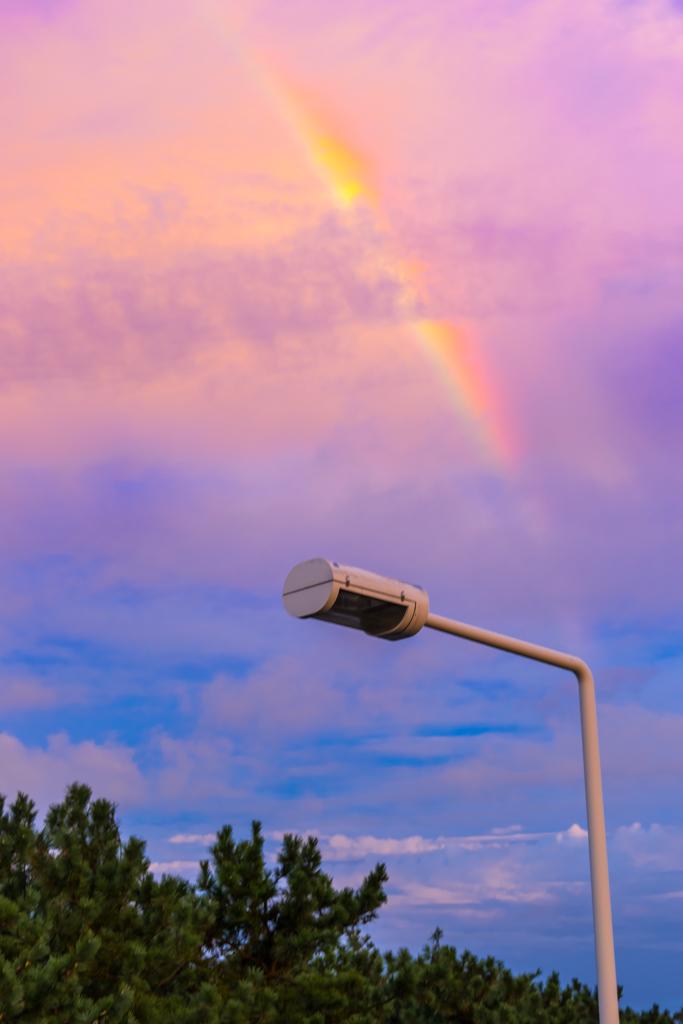 茅ヶ崎の虹