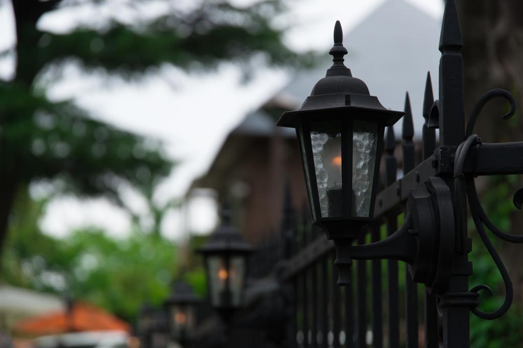 日比谷公園のガス灯
